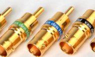 vdH BNC to RCA Conversion Plug - Van den Hul - Adaptateurs