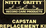 Nitty Gritty Capstan Replacement - Nitty Gritty - NITTY GRITTY