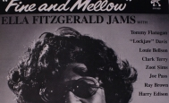 Ella Fitzgerald - Fine and Mellow - Analogue Productions - Analogue Productions