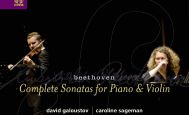 Beethoven - Complete Sonatas for Piano & Violin - LYRINX - CD