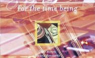 Four Of A Kind - For The Time Being - Van den Hul - CD