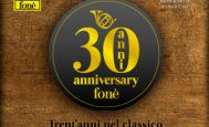 30 anniversary fone 30 years in classical  music - fonè - CD
