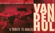 Beets Bros Lils Mackintosh H Dulfer ‎– A Tribute To Analog - Van den Hul - Vinyle