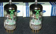 RT 12AT7WA / 6152 - VALVO Gold Pin - RTC - Tubes Signal