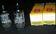 PHILIPS ECC83 MINIWATT - Philips - Tubes Signal