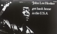 John Lee Hooker ‎– Get Back Home In The U.S.A. - Pure Pleasure Records - Blues