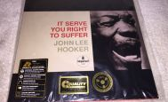 John Lee Hooker - It Serve You Right To Suffer - Analogue Productions - Analogue Productions