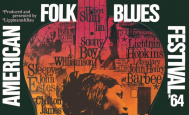American Folk Blues Festival 1964 - Pure Pleasure Records - Pure Pleasure Records