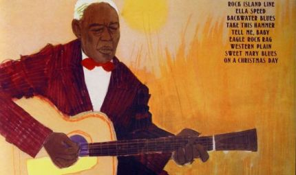 Leadbelly ‎– Huddie Ledbetter's Best - Pure Pleasure Records
