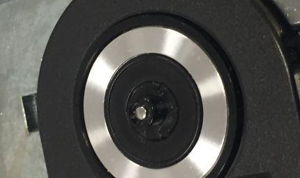 Philips CD Pro centering hub - cone centreur ALEF - ALEF Delta Sigma