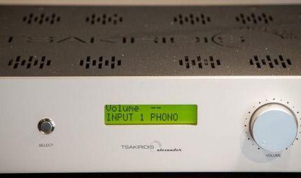 TSAKIRIDIS Alexander Ultima - Tsakiridis Devices