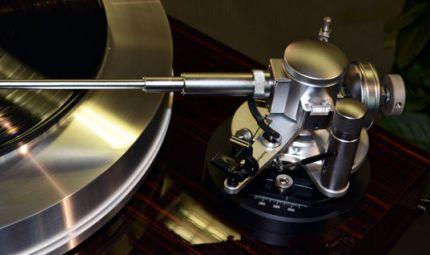 EAT tonearm adaptor - EAT Euro Audio Team