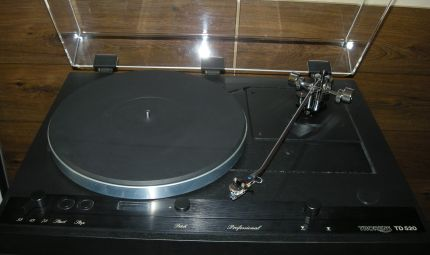 THORENS TD-520 OCCASION - MORCH